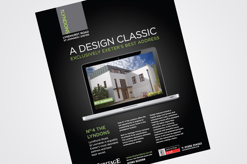 Property Brochure Design Service