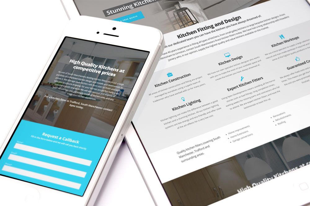 trafford builder website